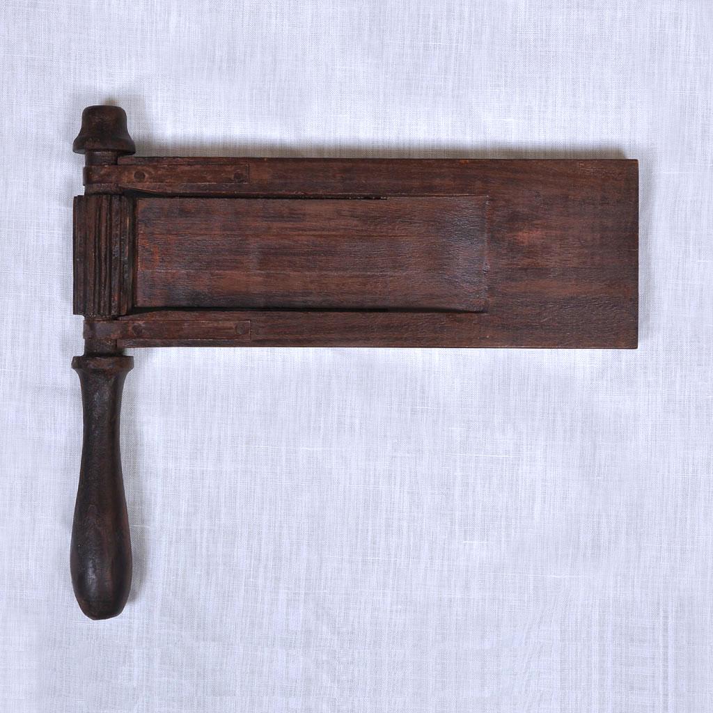 Wooden Clacker Clapper Bell For Easter Vigil